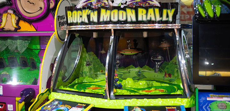 Rock`n moon rally